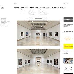 """Stan Douglas """"Mise en scène"""" at Haus der Kunst, Munich"""