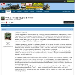 0-16.5 TR No6 Douglas - Narrow Gauge Modelling & Prototype - RMweb