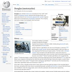 Douglas (motorcycles) - Wikipedia