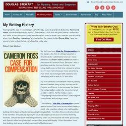 Douglas Stewart Writing History