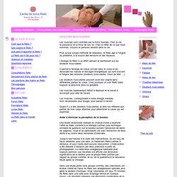 Douleurs musculaires - Le reiki et les douleurs musculaires