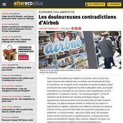 Les douloureuses contradictions d'Airbnb