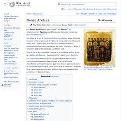 Douze Apôtres