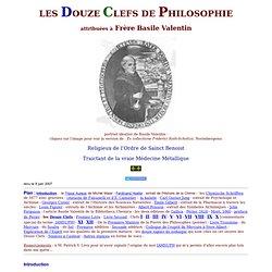 Douze Clefs de philosophie