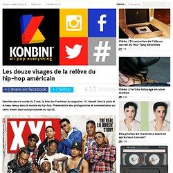 Les douze visages de la relève du hip-hop américain