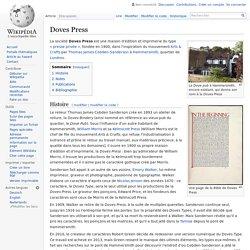 Doves Press