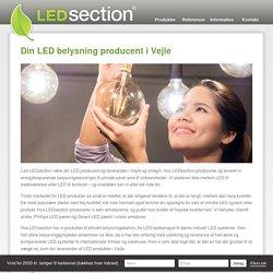Din LED belysning producent i Vejle