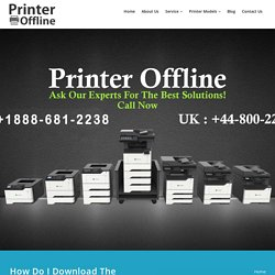 How Do I Download The Brother MFC-L2700DW Printer Driver?
