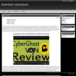 download cyberghost - cyberghost vpn