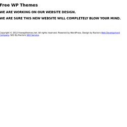 Download free WordPress themes - Free WP Themes