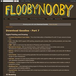 Flooby Nooby: Download Goodies