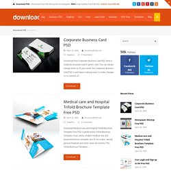 download PSD - Download Free PSD