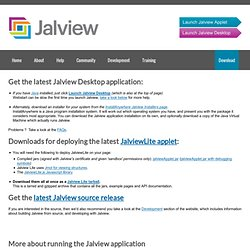 Download Jalview