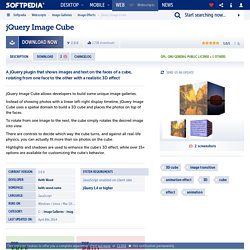 Download jQuery Image Cube