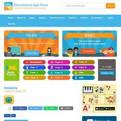 Download Kodable: Programming for Kids App