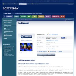 Download La-Mulana - Enter a world where anything is possible and be a hero - Softpedia