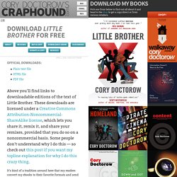 Little Brother » Download for Free