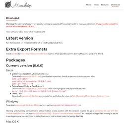 Download – Manuskript