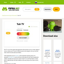 Download Tubi TV - Watch movies and TV series online.