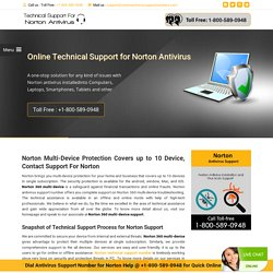 1-800-589-0948 Download Norton 360 Multi-Device Software