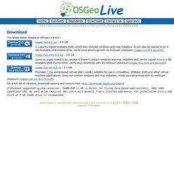 Download — OSGeo-Live 8.5 Documentation