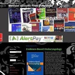 Medical eBooks Free Download: Evidence-Based Otolaryngology