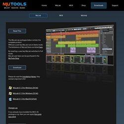 Download MuLab Music Production Studio