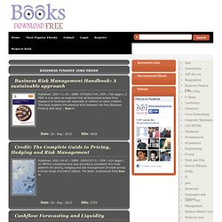 download Business Finance Jobs rapidshare mediafire links ebooks