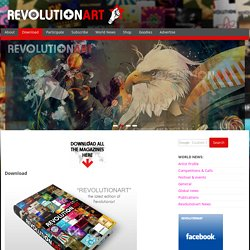 REVOLUTIONART MAGAZINE - Download free Art & Design Magazines