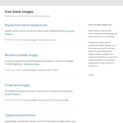 Free Stock Images | Download Royalty Free Stock Photos and Web Design Graphics