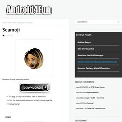 Download Scamoji Android APK Game for Free - Android4Fun.net