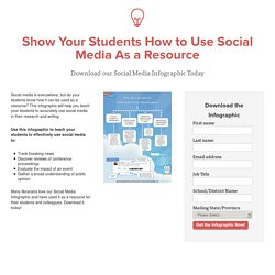 Download Our Free Social Media Infographic!