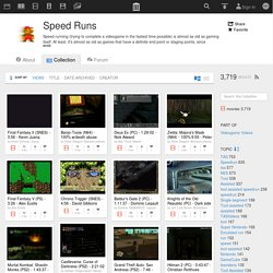 Speed Runs : Free Movies : Download & Streaming