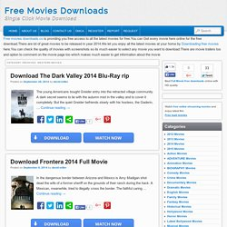 Download Western Movies