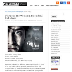 Download The Woman in Black 2012 Full Movie