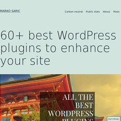 Best Wordpress plugins 18 most downloaded WordPress plugins ever