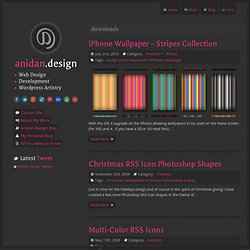 Downloads » Anidan Design