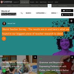 World of Better Learning
