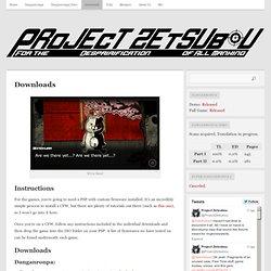 Project Zetsubou