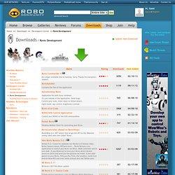 Downloads: RoboCommunity