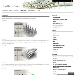 downloads « toolbox trier