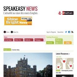Downton Abbey – Speakeasy News