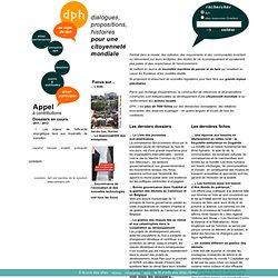 DPH - Ressources pour le développement