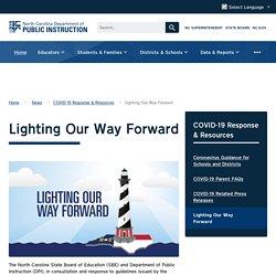 DPI: Lighting Our Way Forward