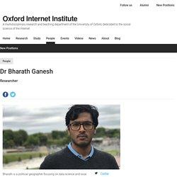 Dr Bharath Ganesh