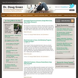 Dr. Doug Green