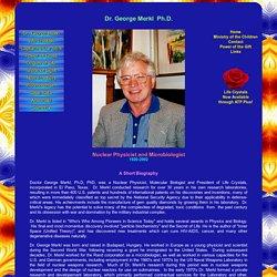 Dr. George Merkl -