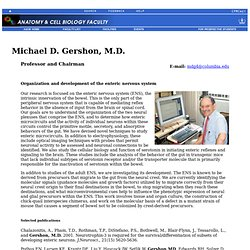 Dr. Michael Gershon