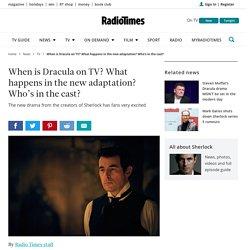 Dracula TV series release date