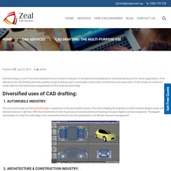 CAD Drafting: The Multi-purpose Use